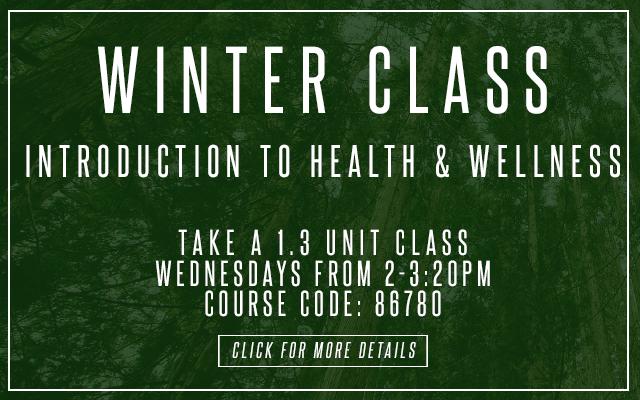 Wellness Class @ CV Wellness Center | Sign-up with Course Code: 86780