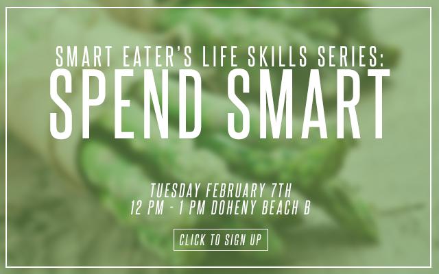 Spend Smart Feb 7th