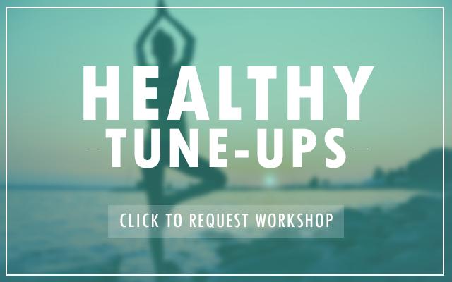 healthy tune ups