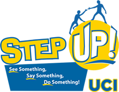Step Up! See Something, Say Something, Do Something