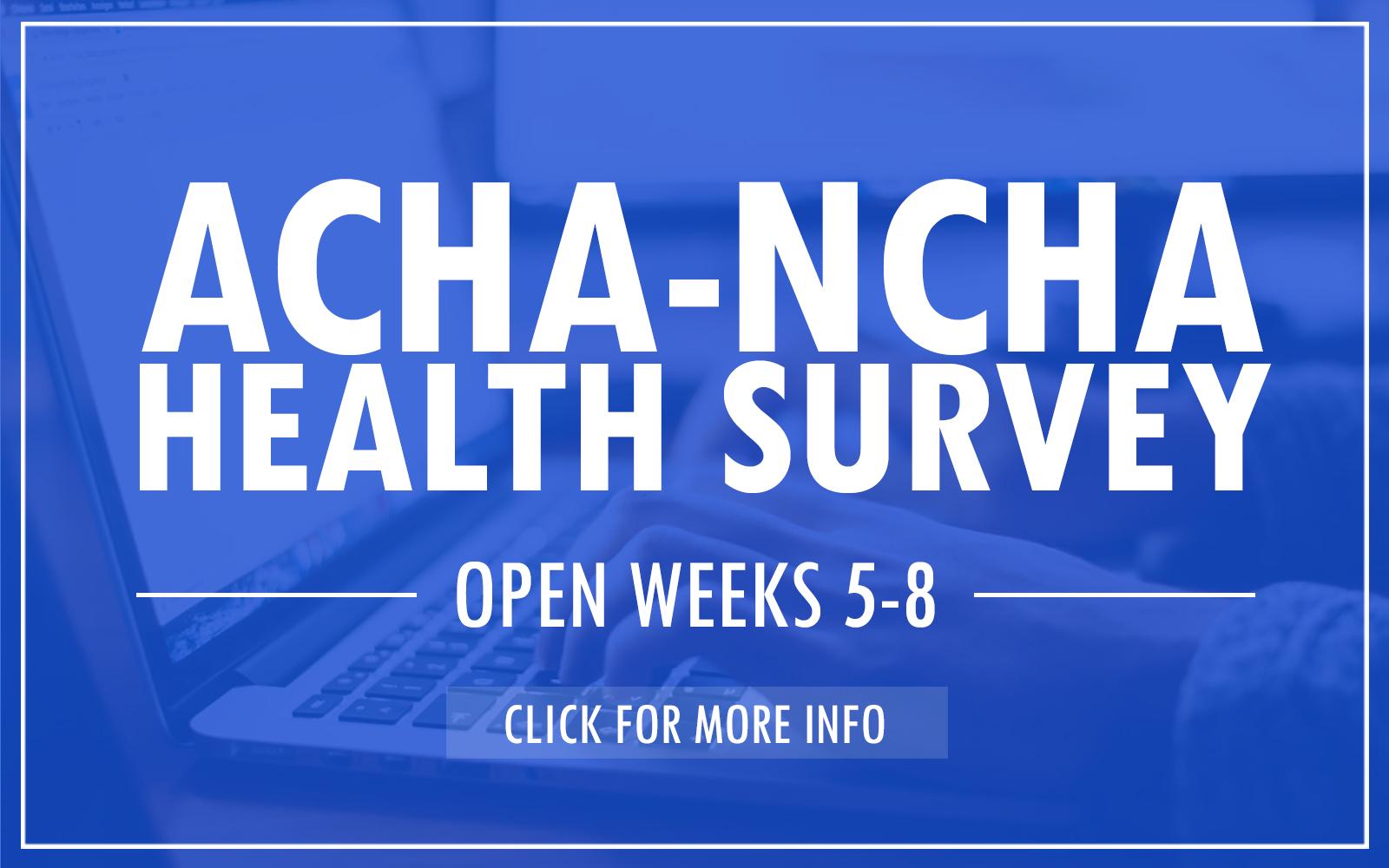 NCHA Survey Website Slider