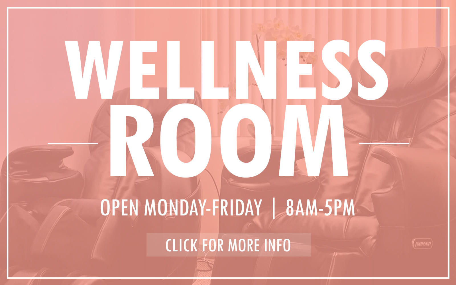 Wellness Room Website Slider